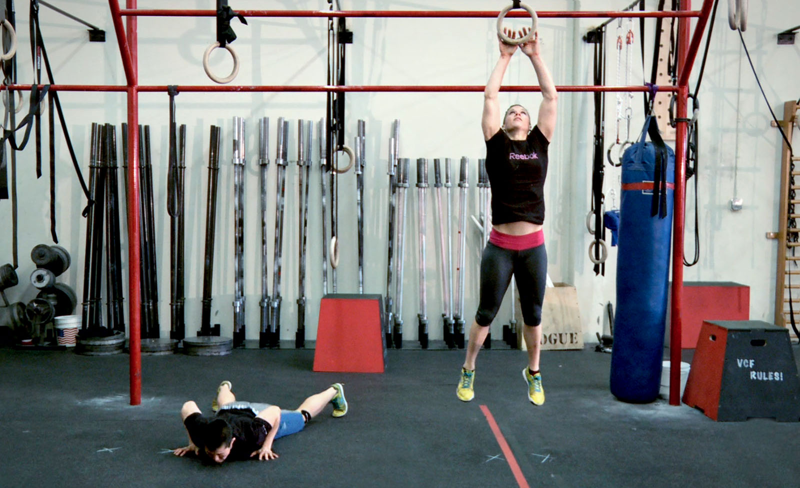 Wall Ball Crossfit 4 Medicine Ball Exercises For Explosive