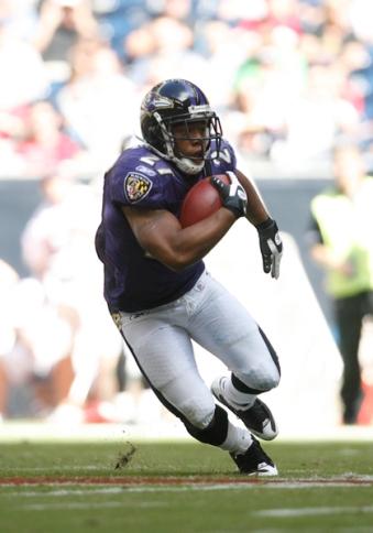 NFL: NOV 09 Ravens at Texans